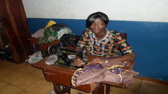Ambassadeurs des handicapés couture