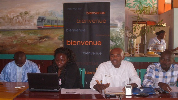Conference Guinée Music Awards