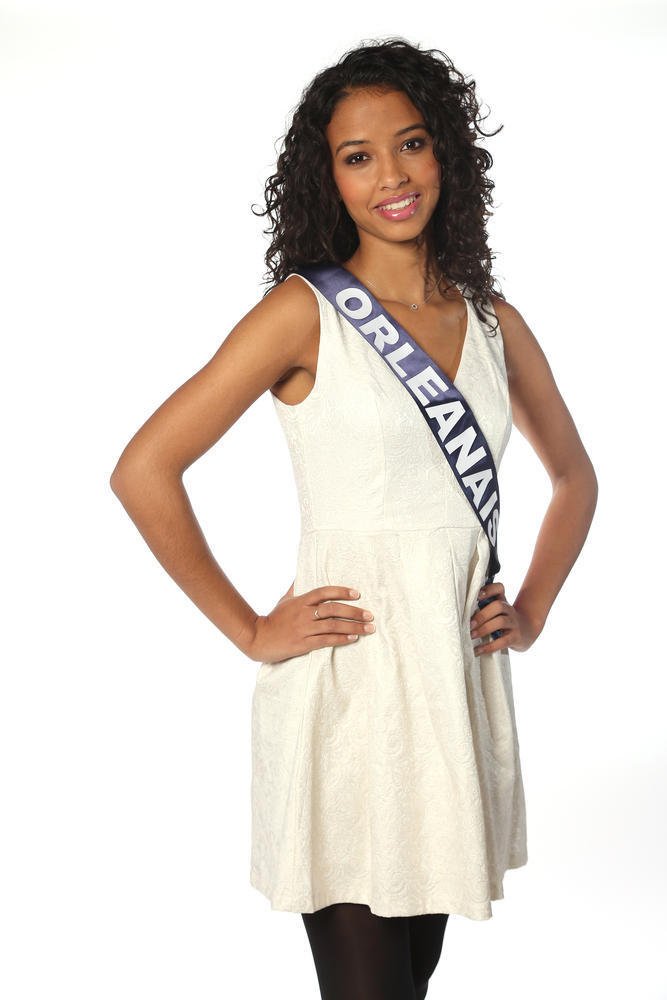 MISS FRANCE 2014 EST MISS ORLEANAIS