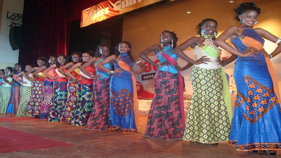 Miss Guinée 2014