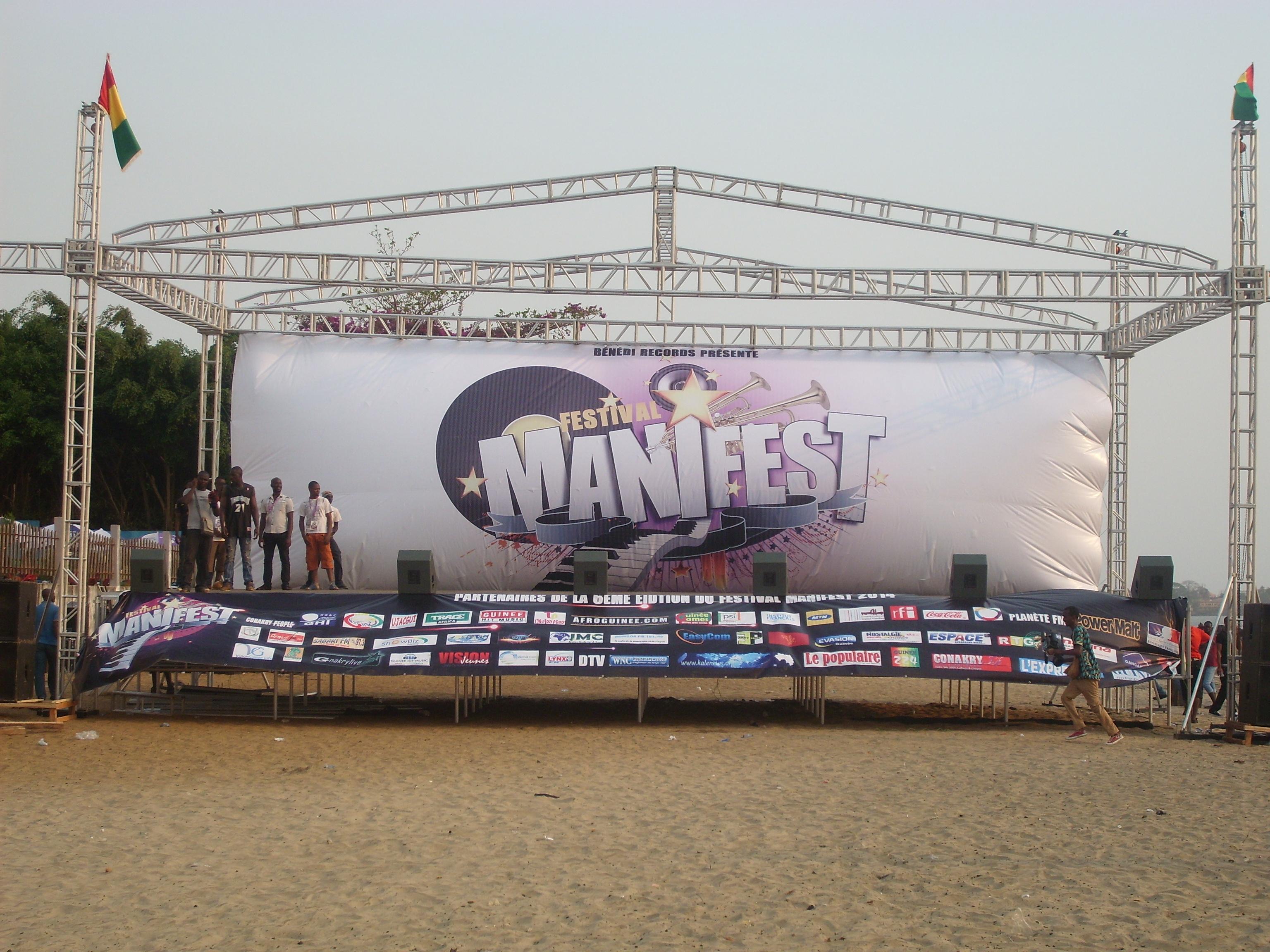Festival Manifest