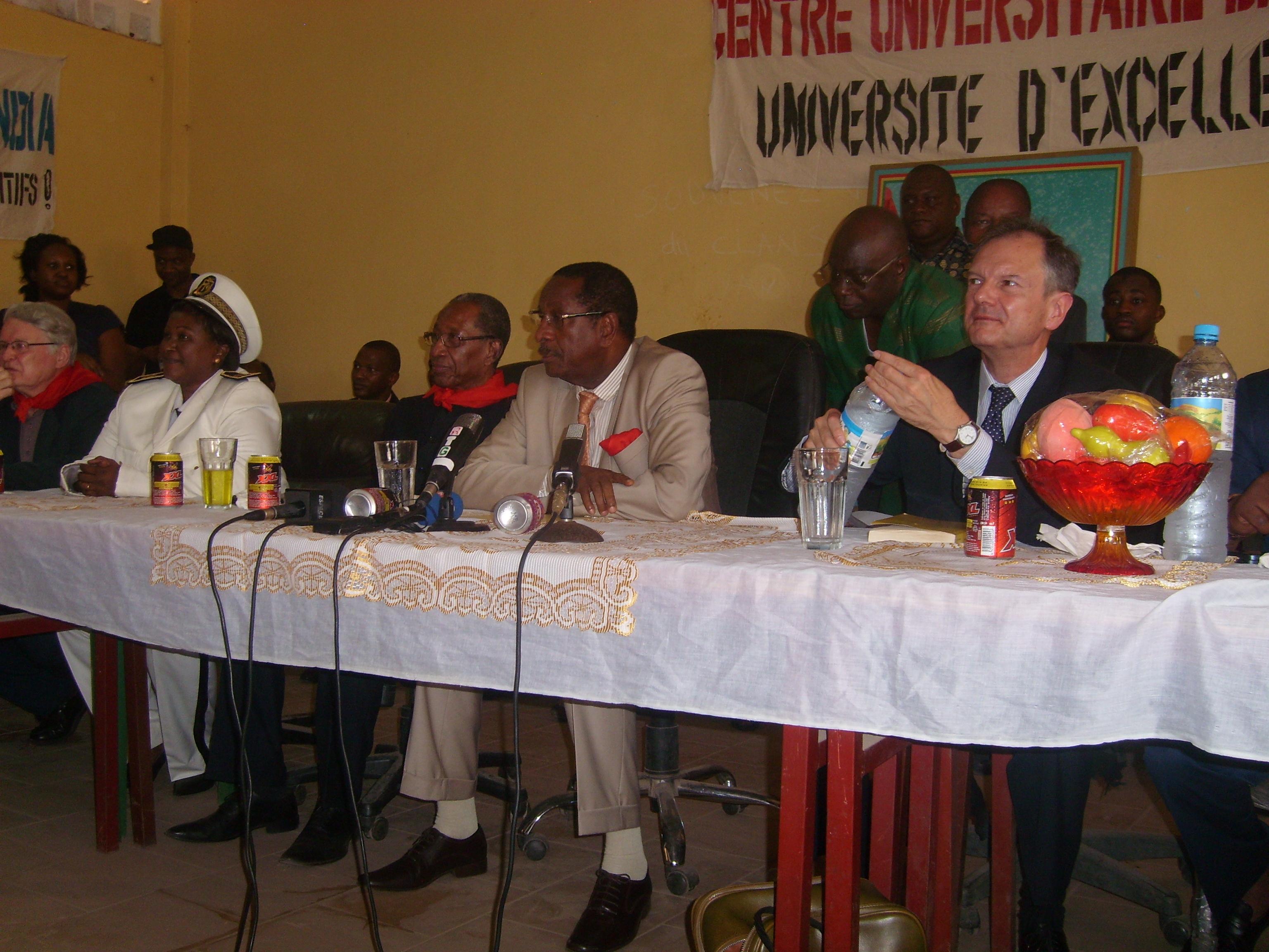 Présentation du livre La décentralisation en Guinée, expérience réussie à Kindia