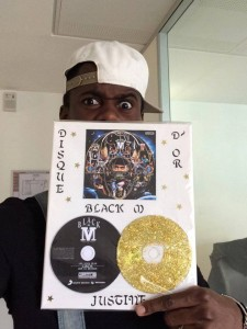 Black Disque d'or