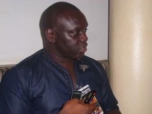 Habib Faye à Conakry