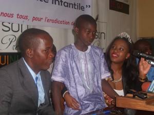 Conference Ary Sidibé