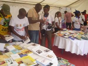 Exposition Caravane des arts pour la paix Mamou