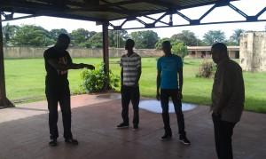 Guinée Challenge à Sangaredi 2