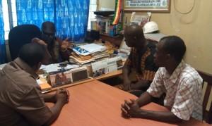 Guinée Challenge à Sangaredi