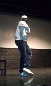 Zebal stand up