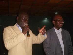 Amirou Conté et Ibrofof