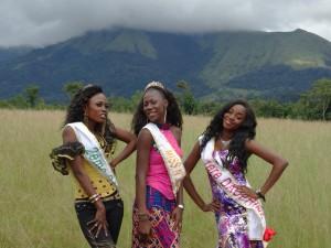 Miss Guinée 2015 : Zénab Simankan remporte l'étape de la région forestière