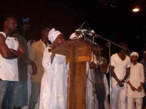 Obsèques Souleymane Koly 2