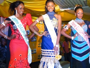 Trio Miss Conakry 2015