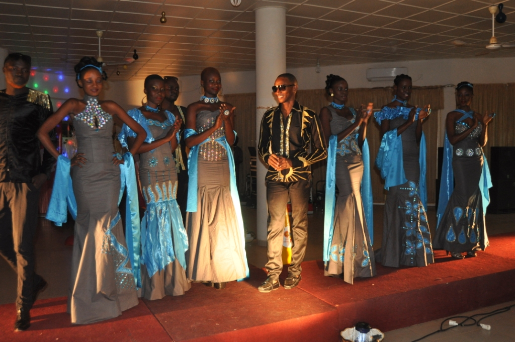 Alpha O au Festival Africa Mode 2