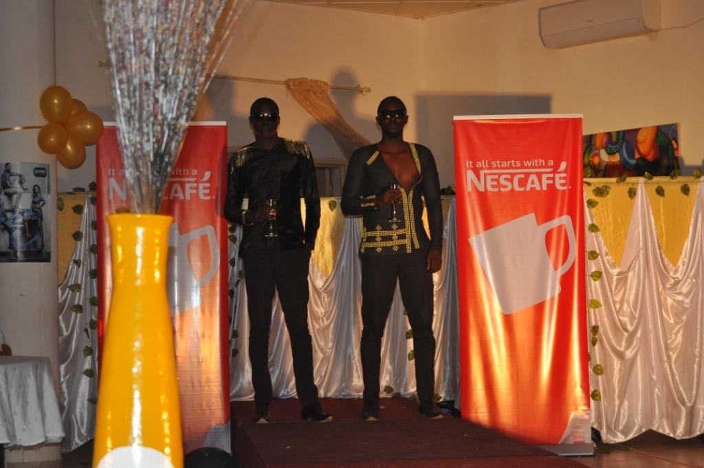 Alpha O au Festival Africa Mode 3