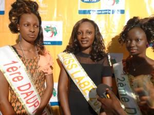 Trio Miss Labé 2015