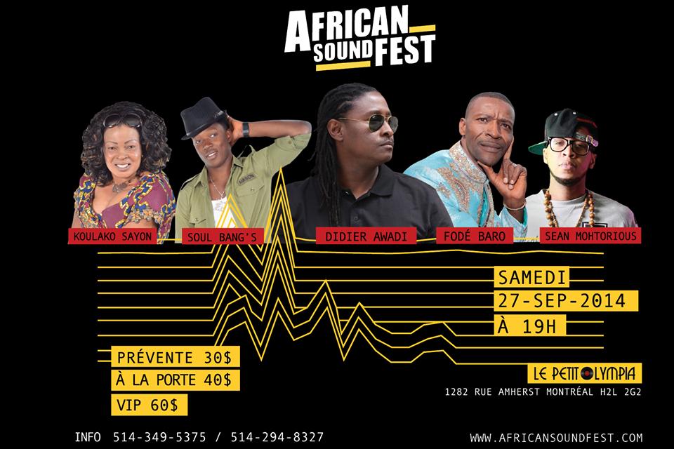 africa sound fest