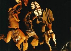 Les Ballets africains