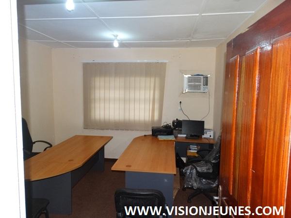 Locaux ministère de la culture-Guinée
