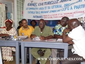 Le comité de pilotage des communautés Baga et du littoral