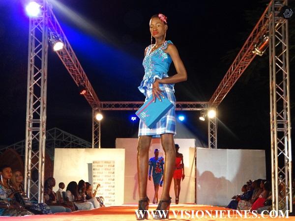 Collection Alpha O Bah, Bamako Fashion Week 2015