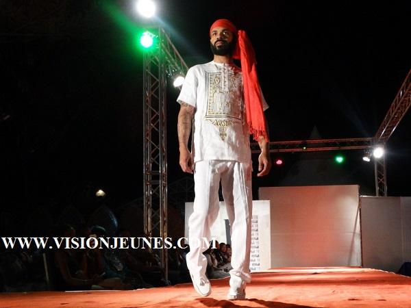 Collection Ciss Saint Moise, Bamako Fashion Week 2015