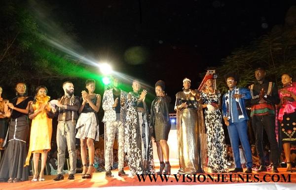 Collection Mame Fagueya Bâ, Bamako Fashion Week 2015