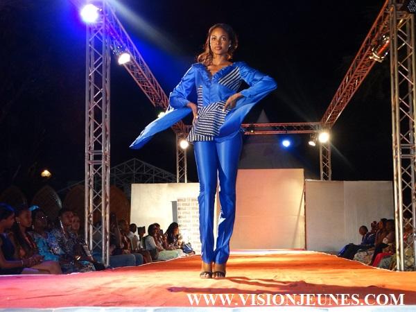 Collection Mariah Bocoum, Bamako Fashion Week 2015