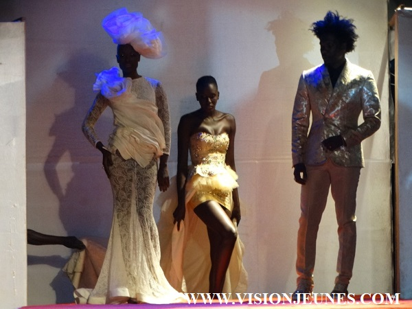 Collection Martial Tapolo, Bamako Fashion Week 2015