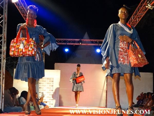 Collection Olowou, Bamako Fashion Week 2015