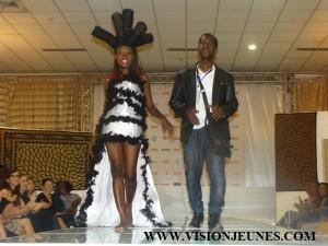 Défilé coiffure, Bamako Fashion Week