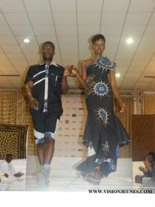 Défilé made in Mali, Bamako Fashion Week