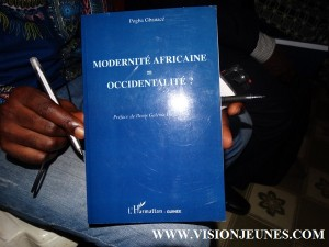 Modernité africaine = Occidentalité