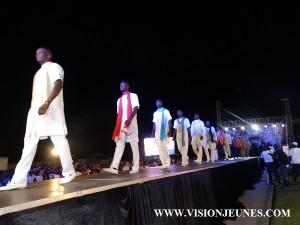 Défilé Festival N'zassa Mode
