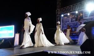 Festival N'zassa Mode défilé