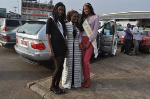 Johanna Barry Halimatou Diallo Miss Guinée 2014, Mamaissata Diallo Miss Guinée 2015