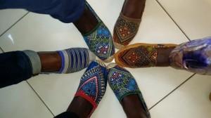Chaussures Samarra
