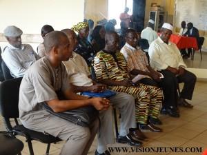 Conférence ministère onacig