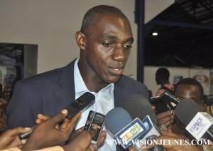 Henri N'Koumo, directeur ivoirien du livre et de la lecture