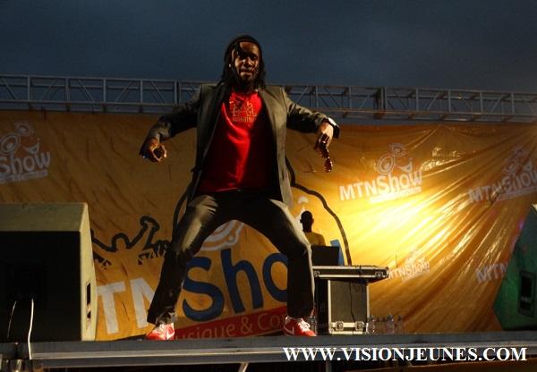 Mamadou Thug, MTN Show Labé
