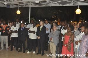 Public prix du jeune écrivain guinéen