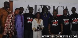 Equipe Africa Stop Ebola
