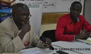 Mamy Keita présente Autosuffisance alimentaire de la Guinée, CCFG