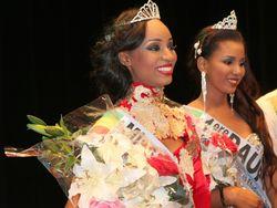 Miss Guinée Sénégal 2015 et sa 1ère dauphine