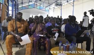 Public lancement Africa Stop Ebola
