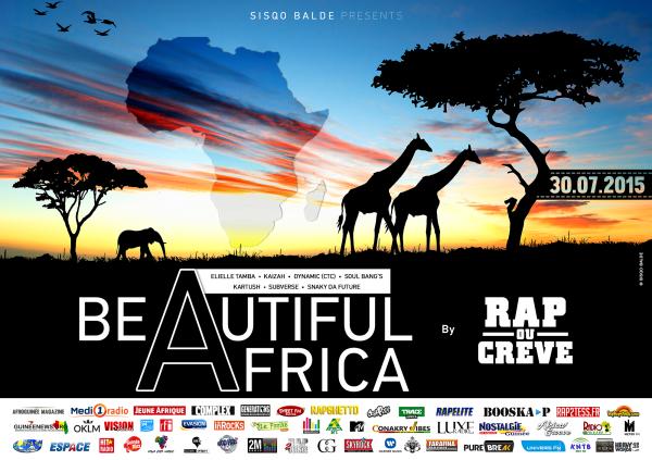 Musique : Bientôt la compile ''Rap ou crève'' Piloté par le jeune guinéen SisQo BalDe, le projet ''Rap ou crève'' verra le jour le 30 juillet prochain. Compilation 100% rap et rnb, l'initiative comportera la participation de plusieurs artistes guinéens et étrangers. Ci-dessous, nous vous proposons le dossier de présentation du projet en question.