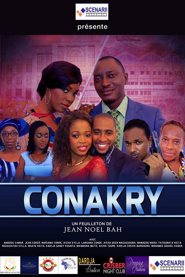 Feuilleton Conakry